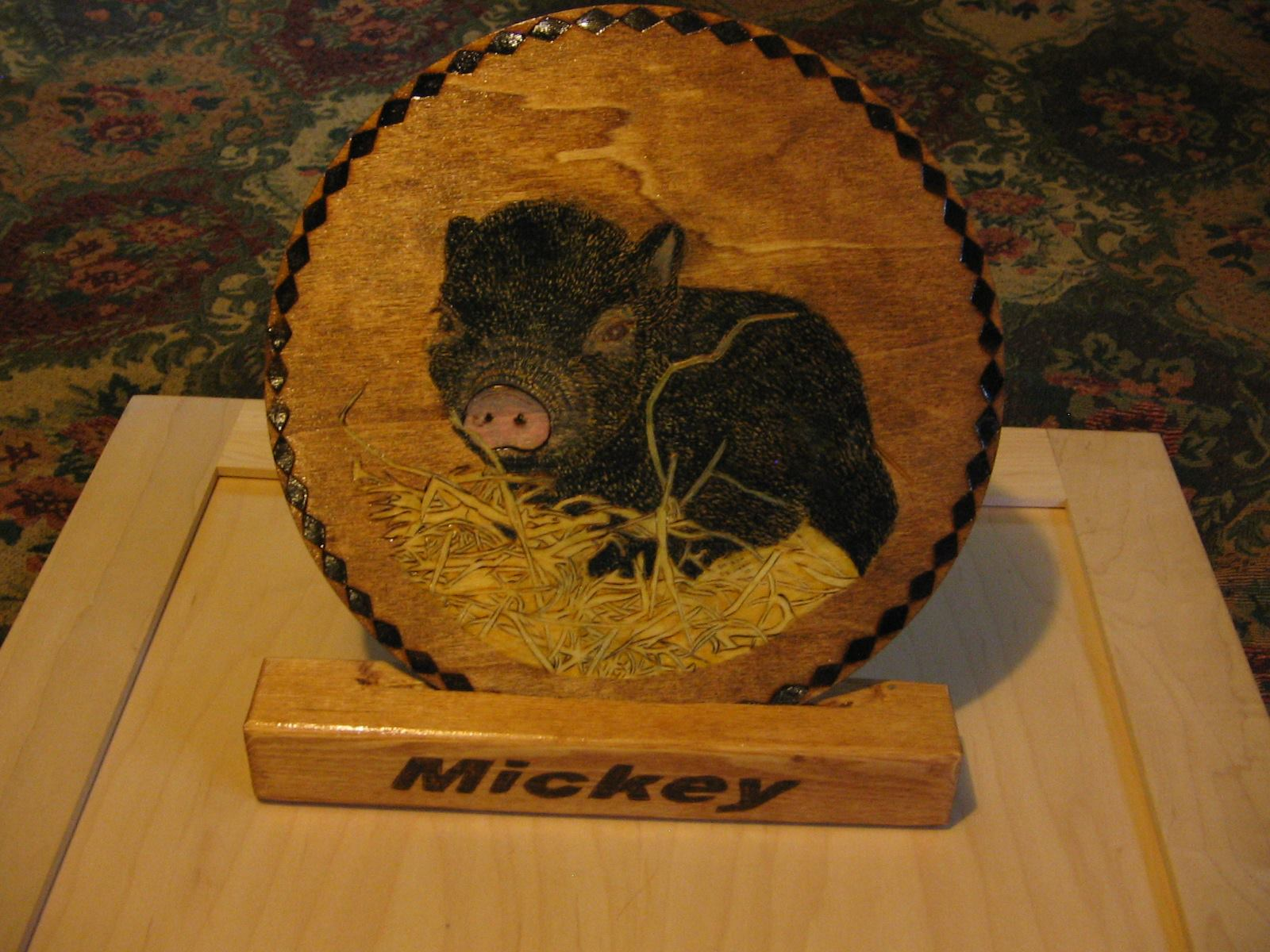 Creative Woodburning